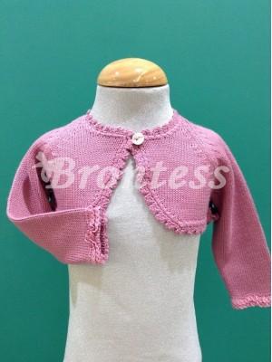 Chaqueta rosa corta Blancanieves Lolittos