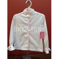 Camisa 122 Nini niña blanca