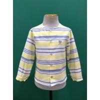 Camisa niño lino rayas Charles Alhuka